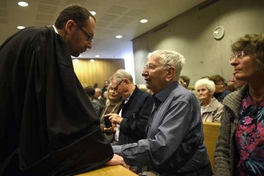 Au procès Jean Mercier, « geste d'amour?» ou acte de mort??