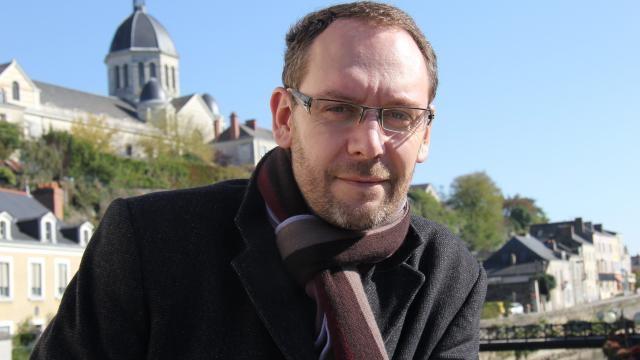 Rencontre. Mickaël Boulay avocat segréen maître de sa cause