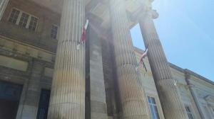 Palais de justice d'Angers n°2 - Crédit Mickaël Boulay, avocat à Segré